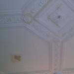 Plafond restauratie