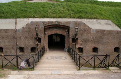 """Decoratie Fort Pannerden """"fort experience"""""""